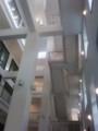 NOF神戸海岸ビルの吹き抜けが素晴らしい
