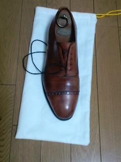 ネルの靴袋