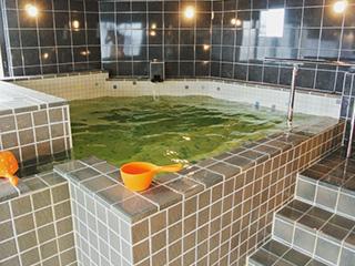 マルシンスパ公式ホームページの水風呂画像