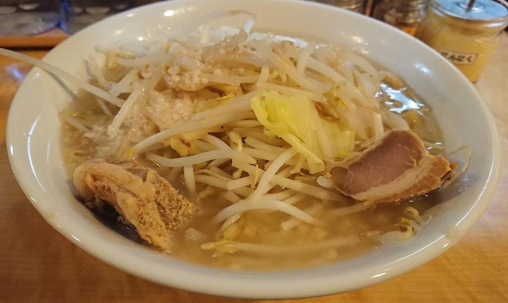 麺場七人の侍の三郎