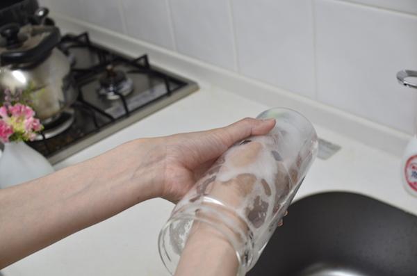 KOMBUCHA 作り方 消毒
