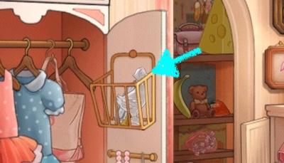 サリーの部屋 アヒル
