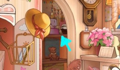サリーの部屋 エッフェル塔