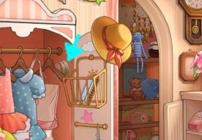 サリーの部屋 スイッチ