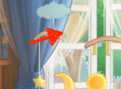 チャーリーブラウンの部屋 凧