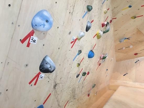 課題 テープ ボルダリング Climbing Gym B'nuts クライミングジム ビーナッツ