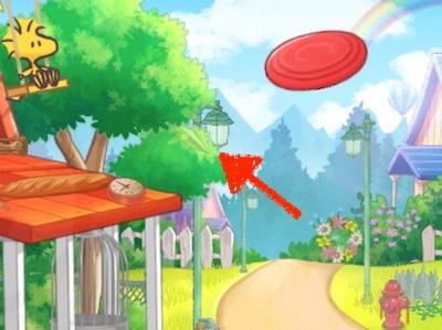 紙飛行機 スヌーピーの小屋