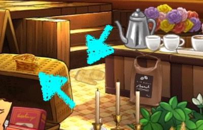 サリーズカフェ アップルパイ ミトン