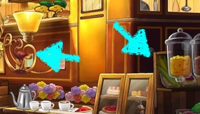 サリーズカフェ フラミンゴ とうもろこし