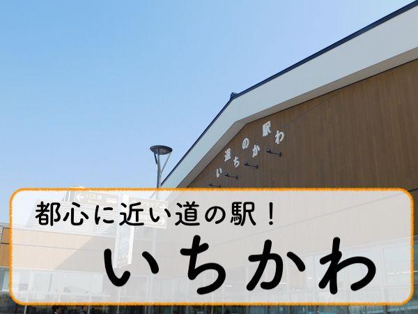 道の駅いちかわ 市川 外環 国道298号線