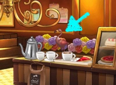 サリーズカフェ フラミンゴ
