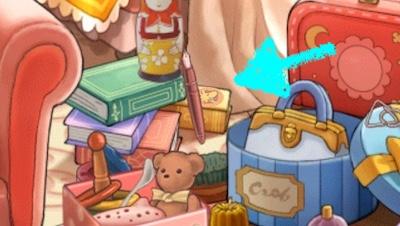 アンディのシール集め イベント サリーのお部屋
