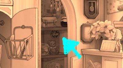 サリーの部屋 イベント アンディーのシール探し