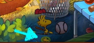 ベースボールグラウンド アンディのシール集め イベント