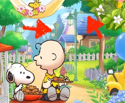 ほうき 箒 スヌーピーライフ  スヌーピーの小屋 イベント ピクニック