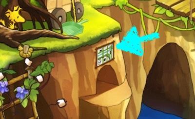 地図 ちず マップ クレイジーキャンプサイト イベント スヌーピーライフ