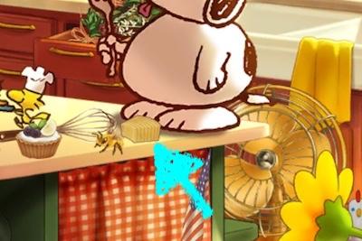 バームクーヘン ブラウンキッチン イベント スヌーピーライフ  スヌーピー 誕生日 生誕祭