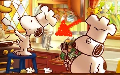 アイロン ブラウンキッチン イベント スヌーピーライフ  スヌーピー 誕生日 生誕祭