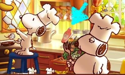 ケチャップ ブラウンキッチン イベント スヌーピーライフ  スヌーピー 誕生日 生誕祭