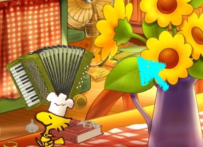 とうもろこし コーン ブラウンキッチン イベント スヌーピーライフ  スヌーピー 誕生日 生誕祭
