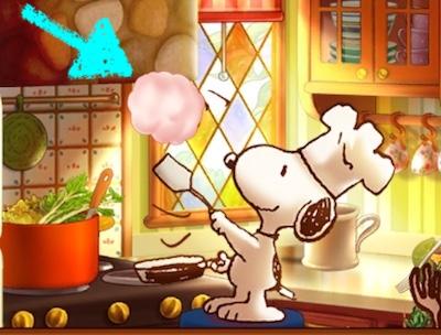 わたあめ ブラウンキッチン イベント スヌーピーライフ  スヌーピー 誕生日 生誕祭