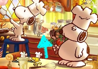 ロブスター ブラウンキッチン イベント スヌーピーライフ  スヌーピー 誕生日 生誕祭