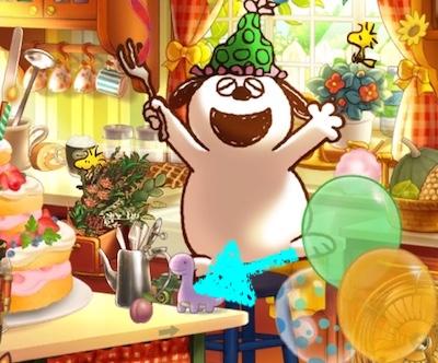 ワッフル ブラウンキッチン イベント スヌーピーライフ  スヌーピー 誕生日 生誕祭