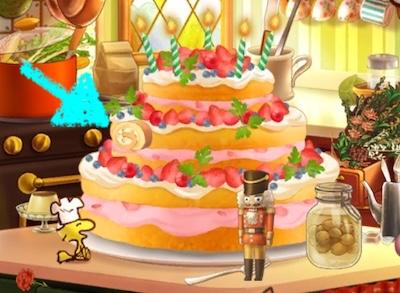 ロールケーキ ブラウンキッチン イベント スヌーピーライフ  スヌーピー 誕生日 生誕祭