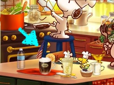 アメリカ 国旗 ブラウンキッチン イベント スヌーピーライフ  スヌーピー 誕生日 生誕祭