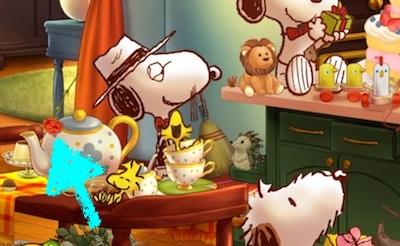 カーネーション ブラウンキッチン イベント スヌーピーライフ  スヌーピー 誕生日 生誕祭 レベル4