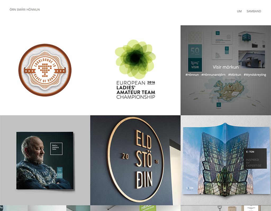 オリジナリティのロゴが豊富な海外のロゴ作成サイト