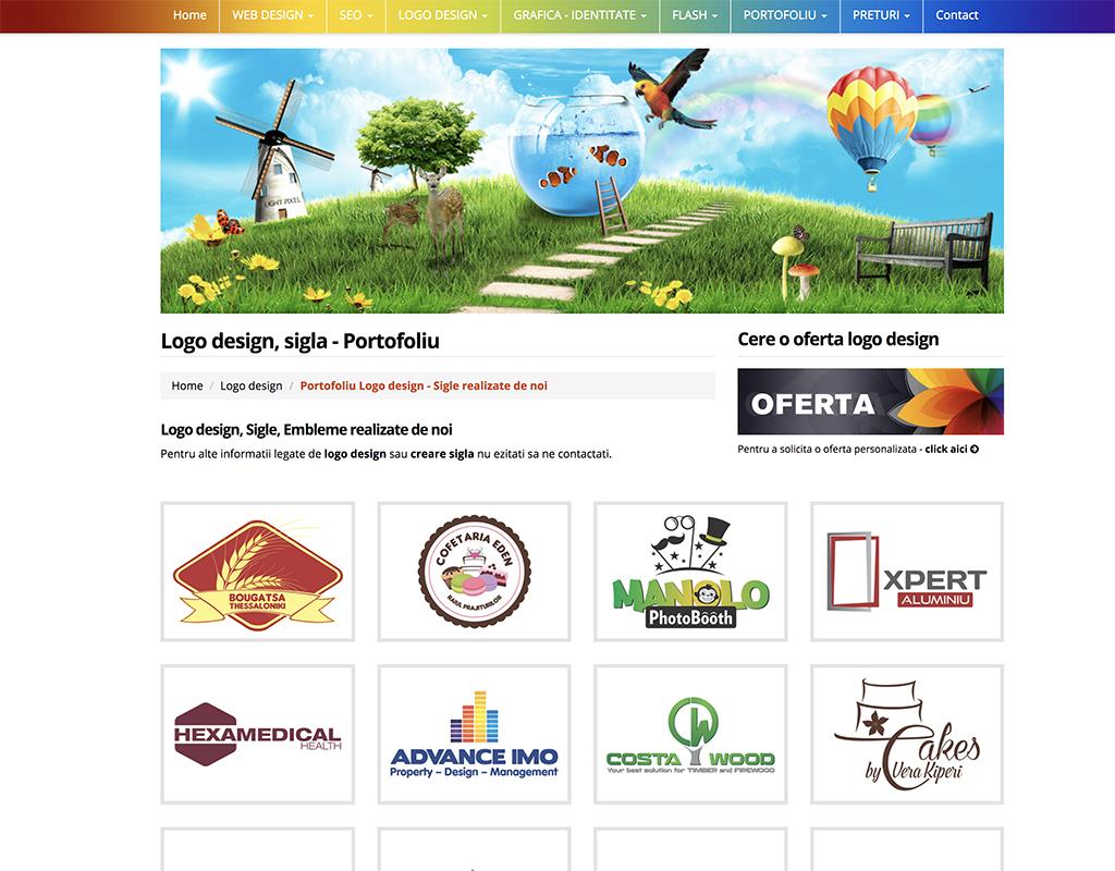 海外のロゴ制作サイト
