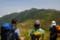 西赤石山を望む