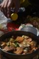 豚肉の味噌漬焼