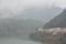 大渡ダム湖