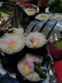 鯖寿司と巻き寿司