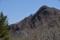 西赤石山頂部