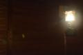 ランタンの灯