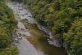 秋の気配:祖谷渓谷