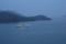 夕暮れの瀬戸内海