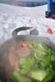 豚肉と青梗菜の味噌炒め