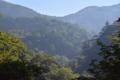 東熊山の稜線