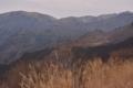 西熊山と三嶺