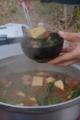 豚の寄せ鍋