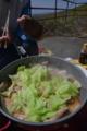 春キャベツと豚肉