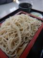 盛り蕎麦:300円