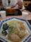 赤穂鶏塩ラーメン680円