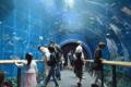 湖のトンネル