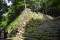 劇場跡の大階段