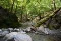 渡渉の河原 (2)
